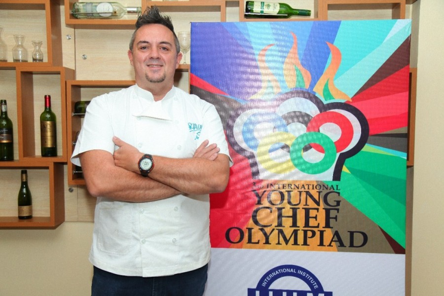 Curtain Raiser,Young Chef Olympiad 2017,IIHM,Chef Abhijit Saha,Avant Garde,Shaun Kenworthy,Shalini Khanna Charles,Curtain Raiser of Young Chef Olympiad 2017