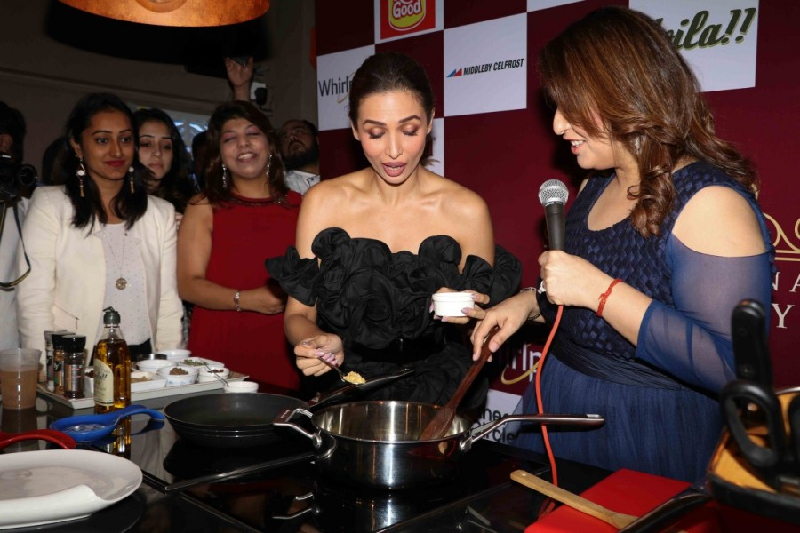Malaika Arora,actress Malaika Arora,Palate Culinary Academy,Palate Culinary Academy launch,Chef Rakhee Vaswani,Malaika Arora latest pics,Malaika Arora latest images,Malaika Arora latest photos,Malaika Arora latest stills,Malaika Arora latest pictures