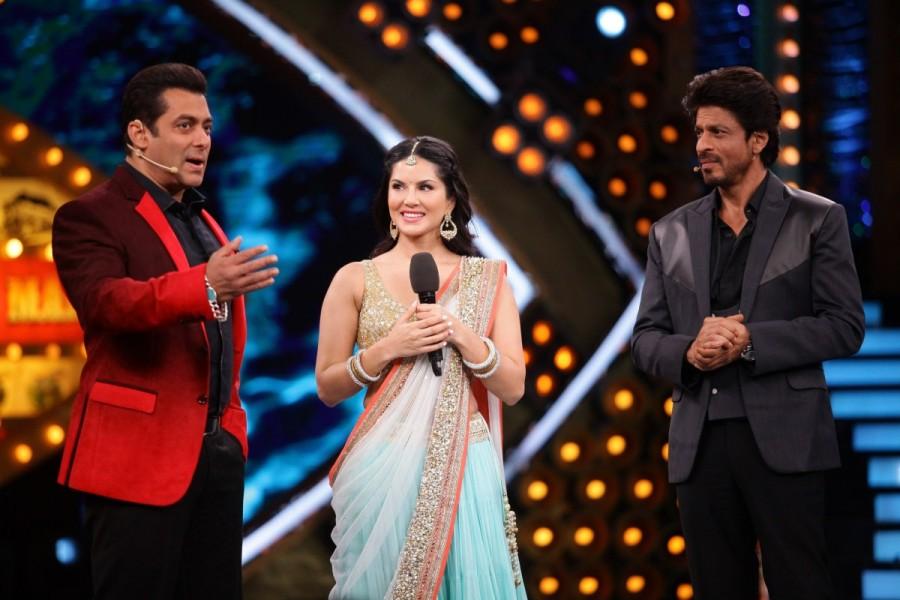 Shah Rukh Khan,Salman Khan,Sunny Leone,Farah Khan,Jacqueline Fernandes,Karan Johar,Bigg Boss Weekend Ka Vaar,Bigg Boss Weekend,Bigg Boss,Bigg Boss 10,Ganesh Hegde