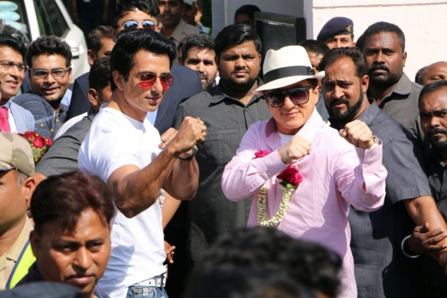 Jackie Chan,Action superstar Jackie Chan,actor Jackie Chan,Kung Fu Yoga,Kung Fu Yoga promotion,Kung Fu Yoga movie promotion,Jackie Chan in India,Jackie Chan pics,Jackie Chan images,Jackie Chan photos,Jackie Chan stills,Jackie Chan pictures