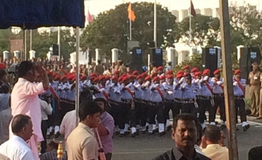 Republic Day,68th Republic Day,68th Republic Day celebrations,Republic Day celebrations,Panneerselvam,Tamil Nadu CM O. Panneerselvam,Republic Day celebrations pics,Republic Day celebrations images,Republic Day celebrations photos,Republic Day celebrations