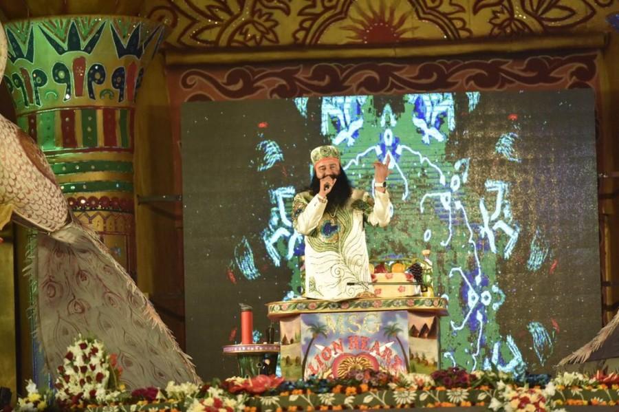 Gurmeet Ram Rahim Singh Insan,Saint Dr. Gurmeet Ram Rahim Singh Insan,MSG Lion Heart-2,MSG Lion Heart-2 trailer,Hind Ka Napak Ko Jawab
