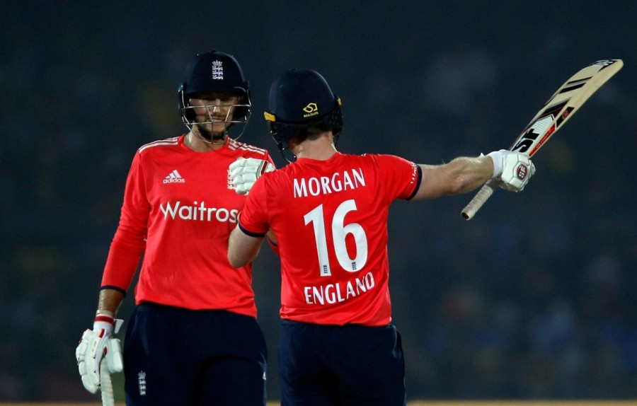 England beat India by seven wickets in first T20 international