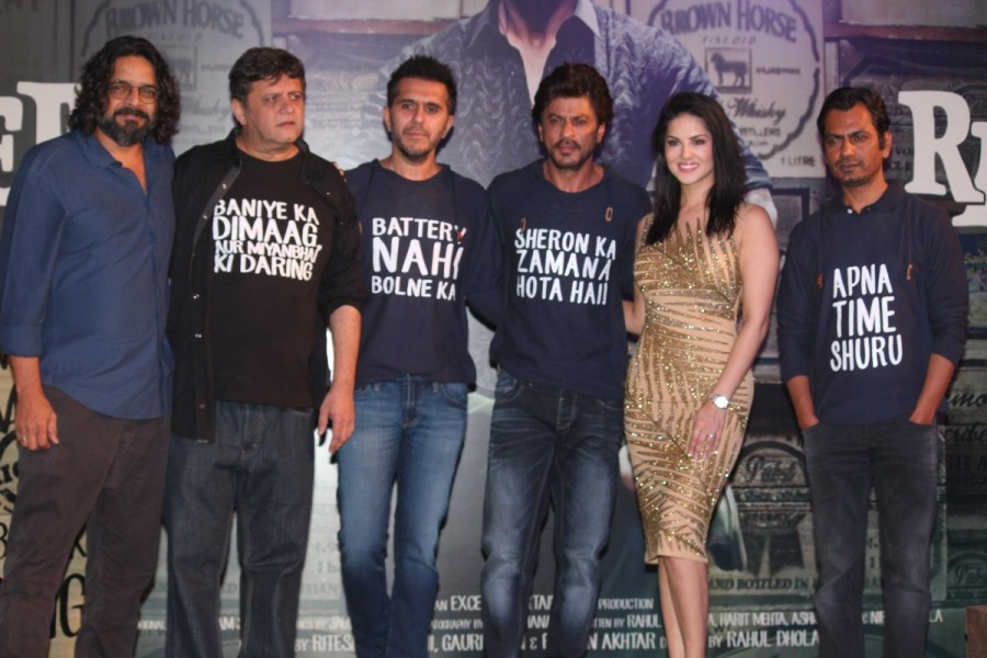 Shah Rukh Khan,Sunny Leone,SRK,Raees,Raees success party,Raees success party  pics,Raees success party images,Raees success party photos,Raees success party pictures