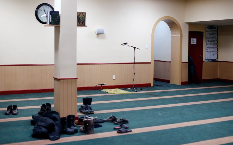 Mosque Shooting Gallery: Grim Aftermath Inside Quebec Mosque