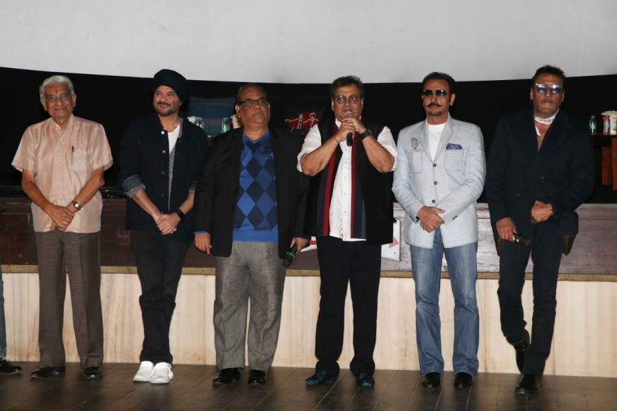 Jackie Shroff,Anil Kapoor,Subhash Ghai,New Excelsior Mukta A2 cinema,New Excelsior,A2 cinema