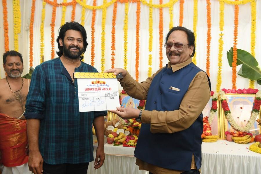 Prabhas 19,Baahubali 2,Prabhas,Prabhas new movie,Prabhas new movie launch,Prabhas movie,Prabhas movie launch,Sujeeth