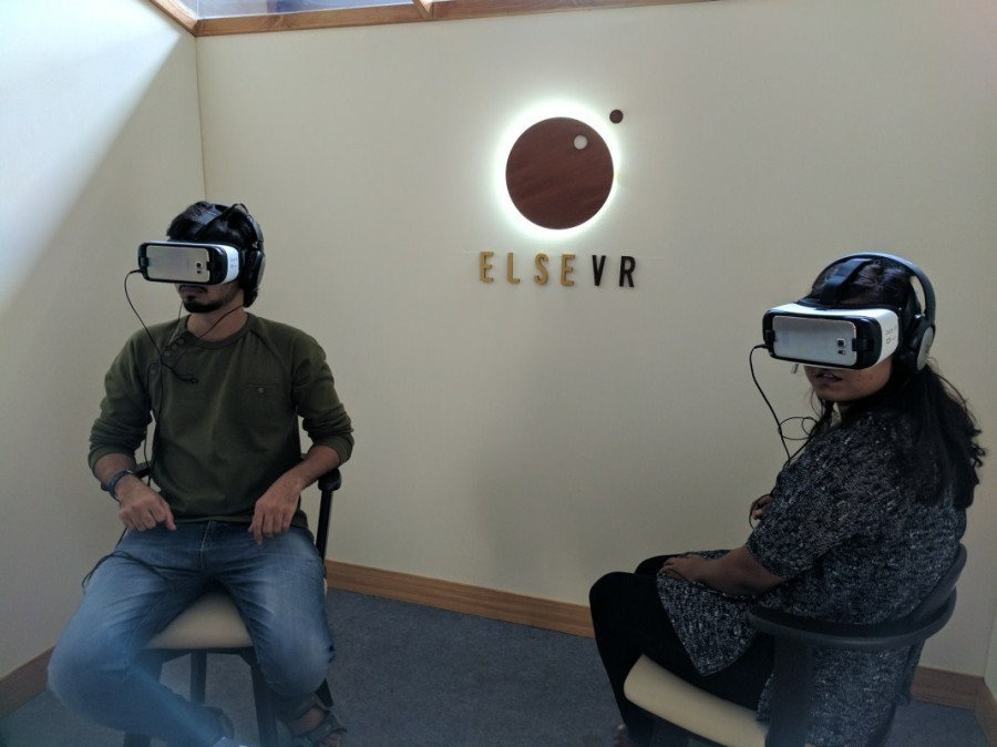 Anand Gandhi,Cultural Labs,Memesys Cultural Labs,Virtual Reality booths,Metro Stations,launching ElseVR,VR platform