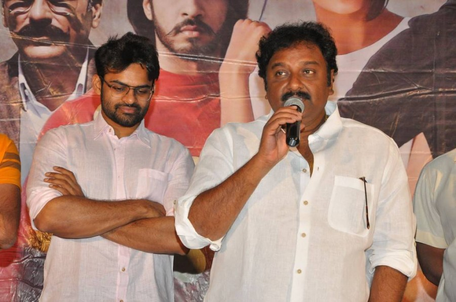 Sai Dharam Tej,Winner Trailer Launch,Winner Trailer,V. V. Vinayak,Winner Trailer Launch pics,Winner Trailer Launch images,Winner Trailer Launch photos,Winner Trailer Launch stills,Winner Trailer Launch pictures
