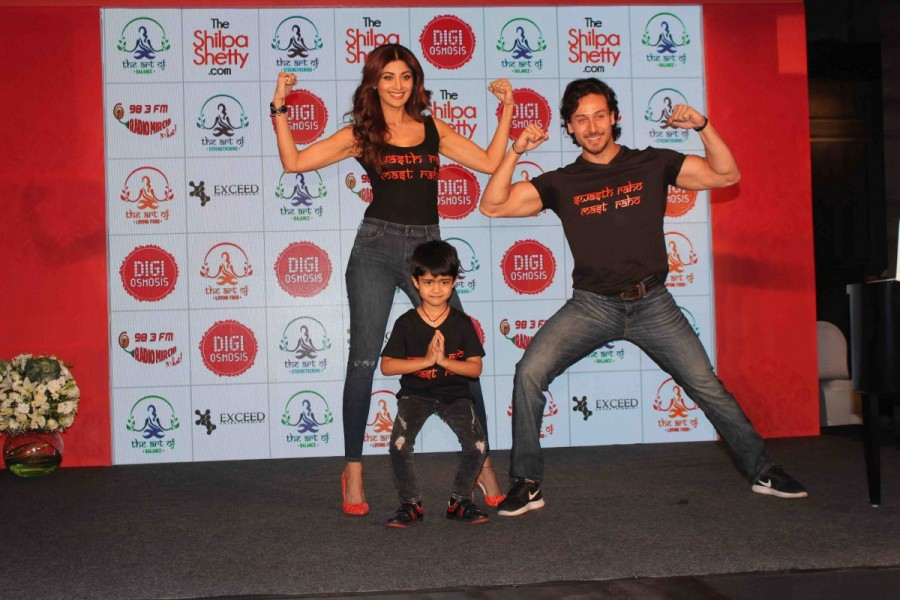 Shilpa Shetty,actress Shilpa Shetty,Shilpa Shetty wellness series,Tiger Shroff,Sunanda Shetty,Raj Kundra,Shamita Shetty,Viaan
