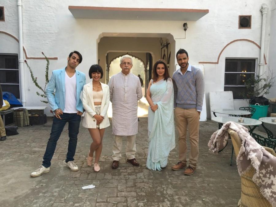 Sayani Gupta,Margarita With the Straw,Hungry,Tisca Chopra,Naseeruddin Shah,Shakespeare,Titus Andronicus