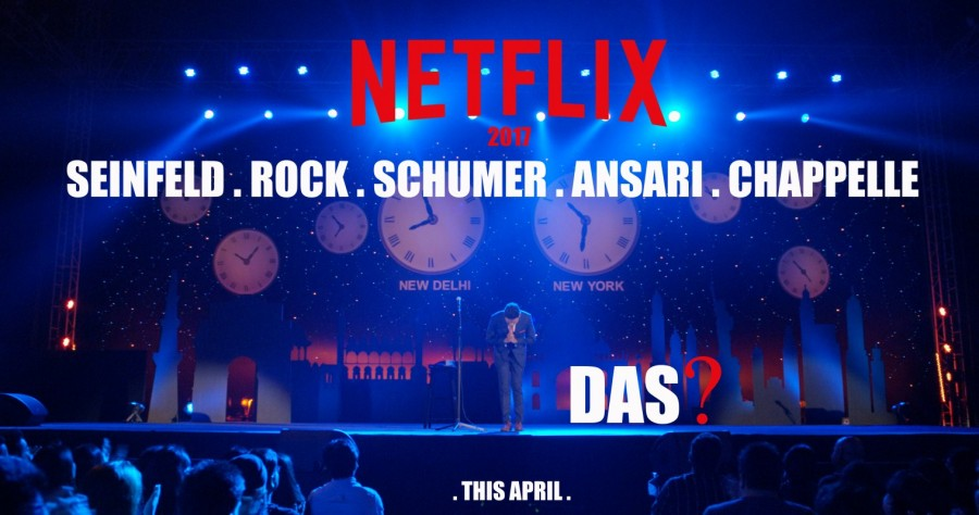 Vir Das,Netflix,Netflix special released,Jerry Seinfeld,Chris Rock,Amy Schumer,Aziz Ansari,David Chappelle,Das