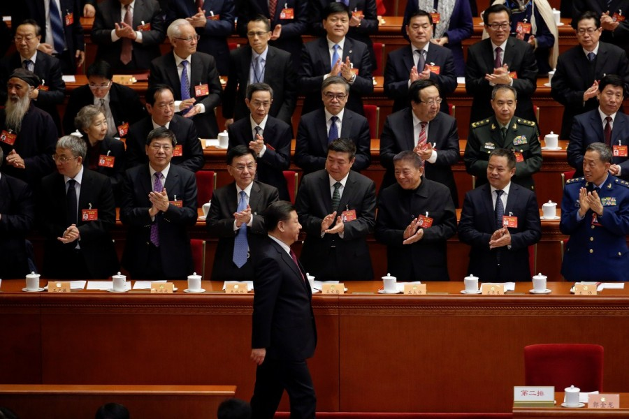 Congress meets,China Congress meets,Chinese People,Consultative Conference,Beijing