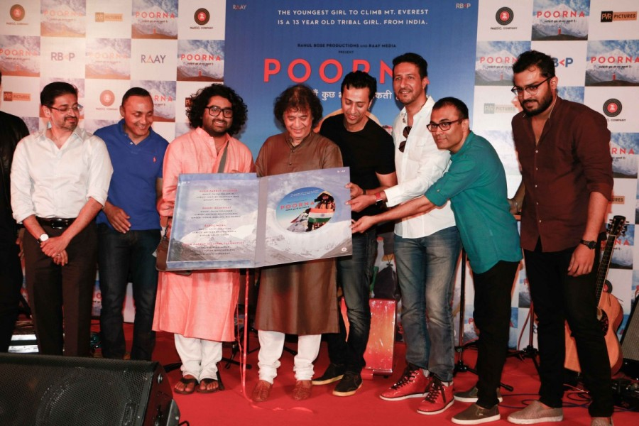 Poorna,Poorna music launch,Poorna music launch pics,Poorna music launch images,Poorna music launch photos,Poorna music launch stills,Poorna music launch pictures,Salim Merchant