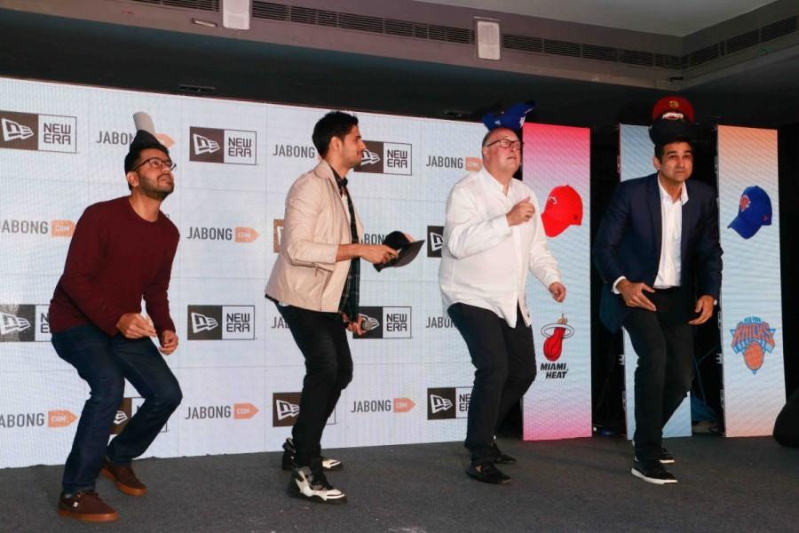 Sidharth Malhotra,actor Sidharth Malhotra,Jabong Partners with Headwear Brand New Era launch,Jabong Partners,Headwear Brand New Era launch,Sidharth Malhotra latest pics,Sidharth Malhotra latest images,Sidharth Malhotra latest photos,Sidharth Malhotra late
