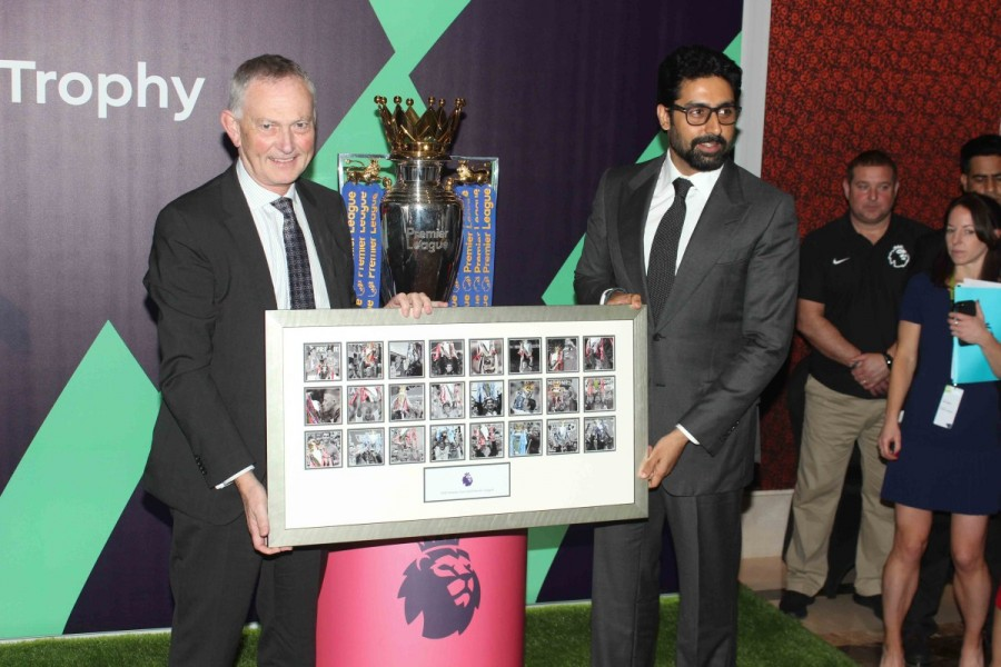 Abhishek Bachchan,Football Movement Conference,Chennaiyin FC,Chennaiyin FC co-owner Abhishek Bachchan