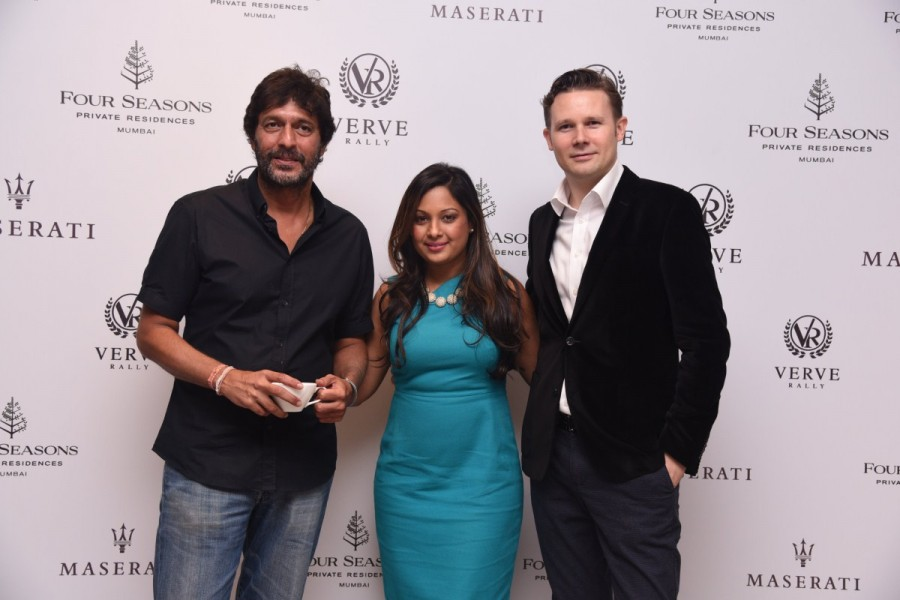 Chunky Pandey,Farah Khan,Verve Rally India Launch,Verve Rally India Launch pics,Verve Rally India Launch images,Verve Rally India Launch photos,Verve Rally India Launch stills,Verve Rally India Launch pictures
