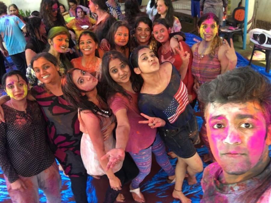 Upendra,Ganesh,Malavika Avinash,Holi festival,Holi celebration,Holi celebration pics,Holi celebration images,Holi celebration photos,Holi celebration stills,Holi celebration pictures,Shilpaa Ganesh,Priyanka Upendra