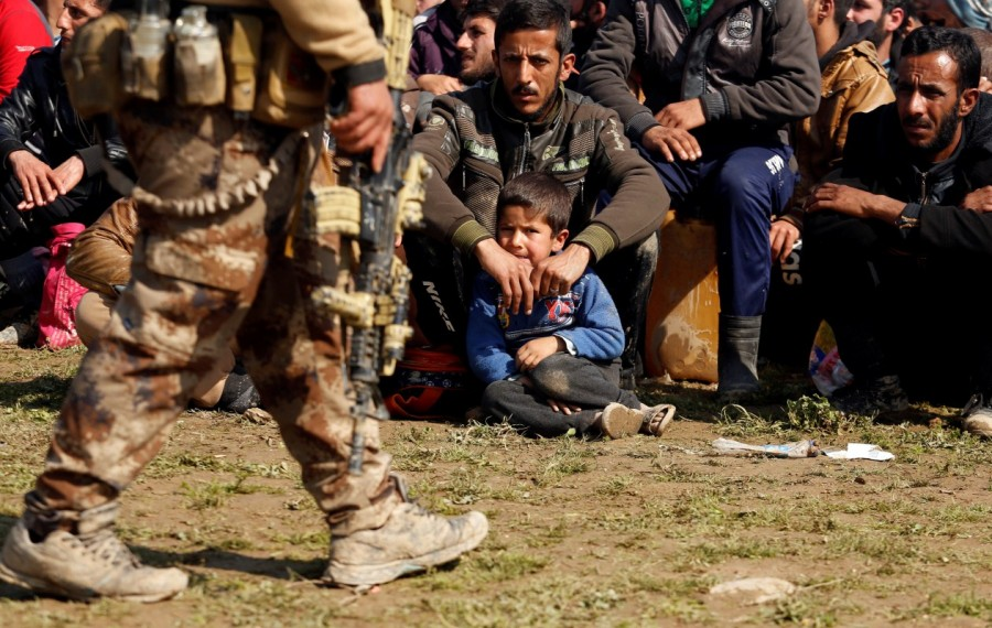 Iraqi forces into Mosul,Iraqi forces edge further into Mosul,Mosul,Iraqi forces enter Mosul,Islamic State militants,Islamic militants