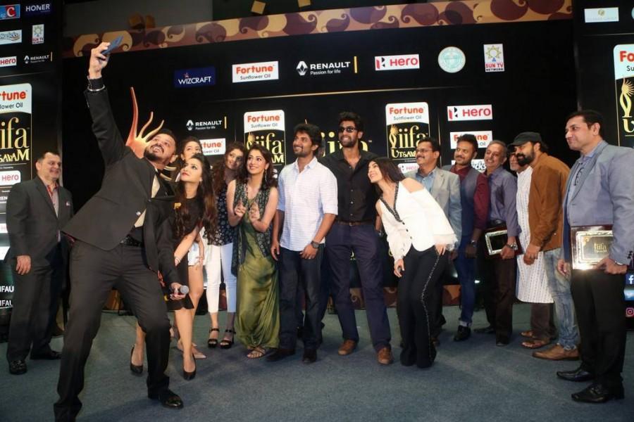 Nani,Rana Daggubati,Akshara Haasan,Ritika Singh,Pragya Jaiswal,Shanvi,Raai Laxmi,Meghana Gaonkar,Isha Talwar,Nassar,Gemini Kiran,IIFA Utsavam Awards 2017,IIFA Utsavam Awards,IIFA Utsavam Awards pics,IIFA Utsavam Awards images,IIFA Utsavam Awards stills,II