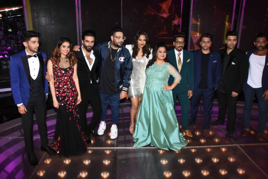 Sonakshi Sinha,actress Sonakshi Sinha,Sonakshi Sinha promotes Noor,Noor,Noor promotion,Noor movie promotion,Dil Hai Hindustani,reality show Dil Hai Hindustani,Sonakshi Sinha pics,Sonakshi Sinha images,Sonakshi Sinha stills,Sonakshi Sinha pictures