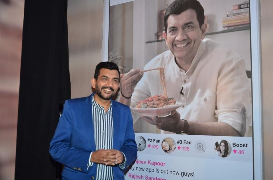 Sanjeev Kapoor,actor Sanjeev Kapoor