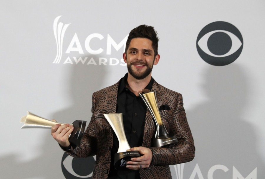 Brian Kelley,Jason Aldean,Miranda Lambert,ACM Awards 2017 winners,ACM Awards 2017,ACM Awards winners,ACM Awards,Academy of Country Music,Academy of Country Music winners,Academy of Country Music 2017