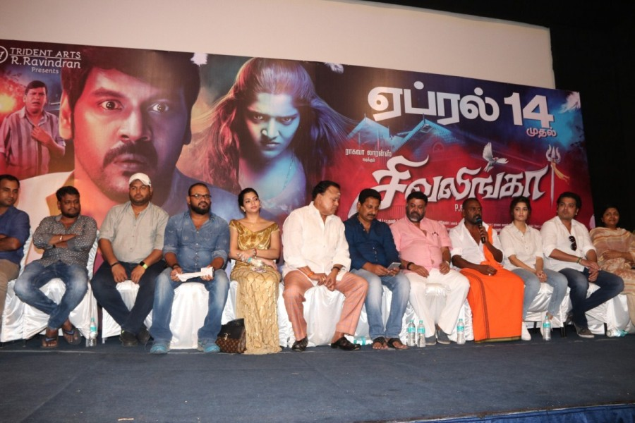 Raghava Lawrence,Ritika Singh,P. Vasu,Radha Ravi,Shivalinga movie press meet,Shivalinga press meet,Shivalinga press meet pics,Shivalinga press meet images,Shivalinga press meet stills,Shivalinga press meet pictures,Shivalinga press meet photos