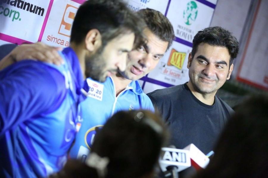 Imran Khan,Sooraj Pancholi,Upen Patel,Tony Premier league Grand finale,Tony Premier league,Fairmont falcons