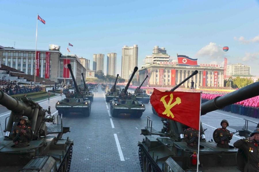 North Korean military,North Korean,Korean People,Korean People Army