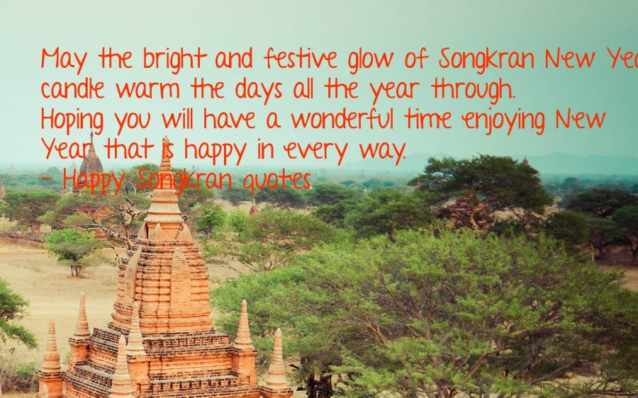 Happy Songkran 2017 Best Quotes Messages Wishes Picture