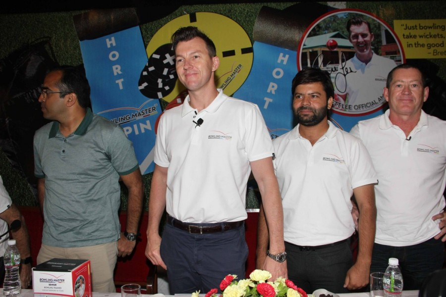 Brett Lee,Australian pacer Brett Lee,Bowling Master partnership,Bowling Master,Bowling Master partnership with Amazon