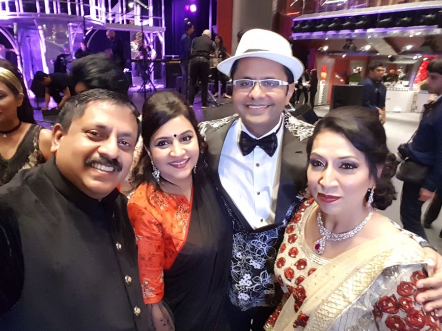 Indywood Founder Sohan Roy,Sohan Roy,Star-studded wedding,international luxury cruise,wedding on international luxury cruise