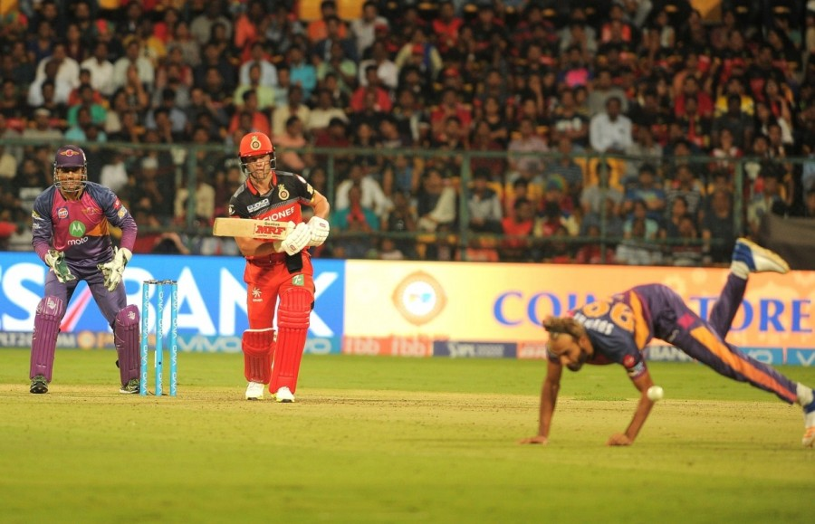Pune beat Bangalore,Rising Pune Supergiant,Royal Challengers Bangalore,Indian Premier League,Indian Premier League 2017,IPL,IPL 2017,Chinnaswamy stadium