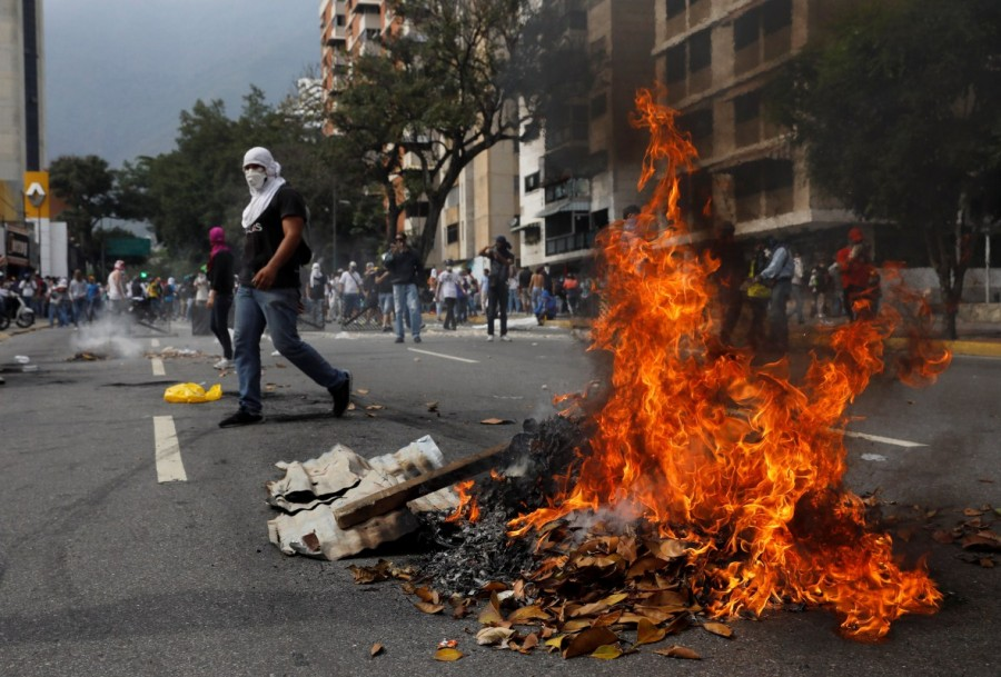 Mother of all marches,Venezuela,President Nicolas Maduro,Nicolas Maduro,violent demonstrations,demonstrations