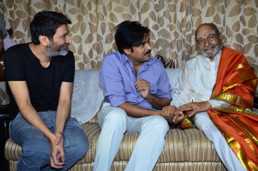 Pawan Kalyan and Trivikiram,Pawan Kalyan and Trivikram Srinivas,Pawan Kalyan,Trivikram Srinivas