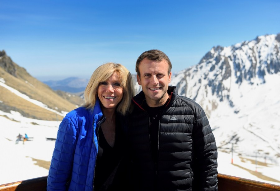 Emmanuel Macron,Meet France's new First Lady,France First Lady,French President-elect Emmanuel Macron,Emmanuel Macron wife