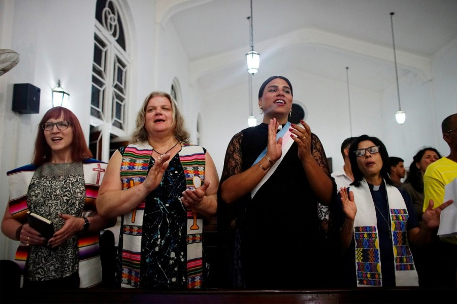 Transgender,transgender Mass,Cuba hosts first transgender Mass,transgender pastors