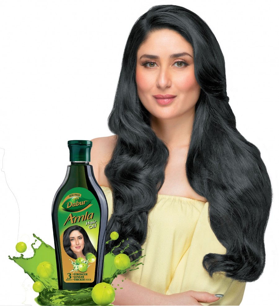 Kareena Kapoor Khan,Kareena Kapoor,Dabur Amla Hair Oil,Amla Hair Oil,Dabur Hair Oil,Kareena Kapoor Khan to endorse natural hair oil