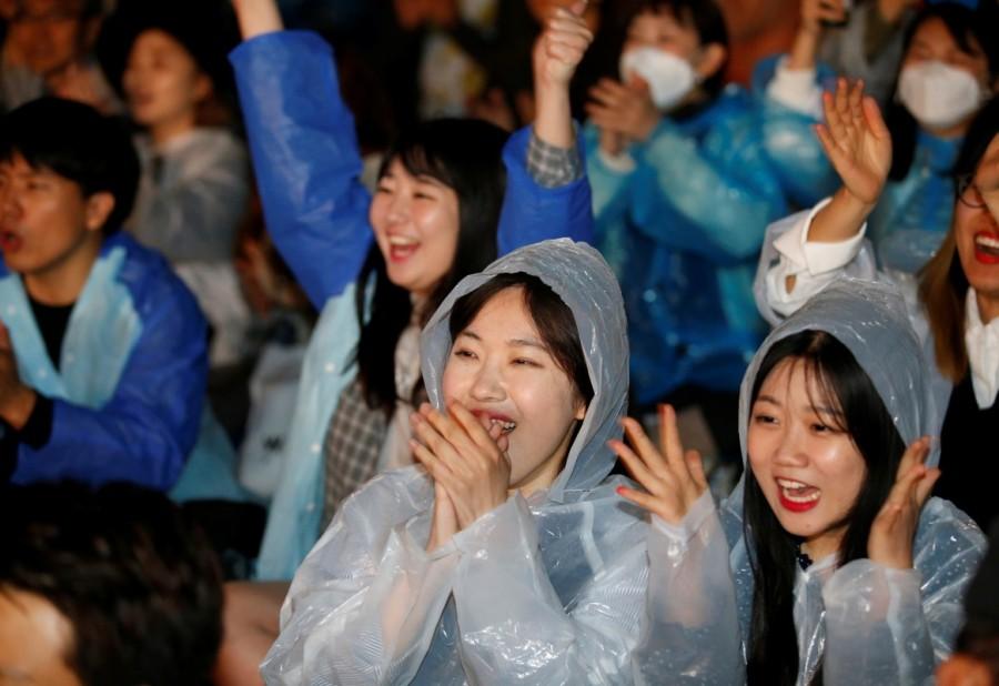 Moon Jae-in,South Korea elects Moon Jae-in,South Korea's presidential election,North Korea,Liberal politician