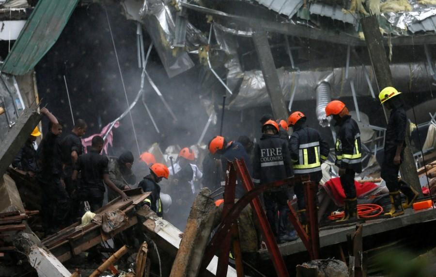 Building collapse in Sri Lanka,Building collapse,building collapse in Colombo,Colombo