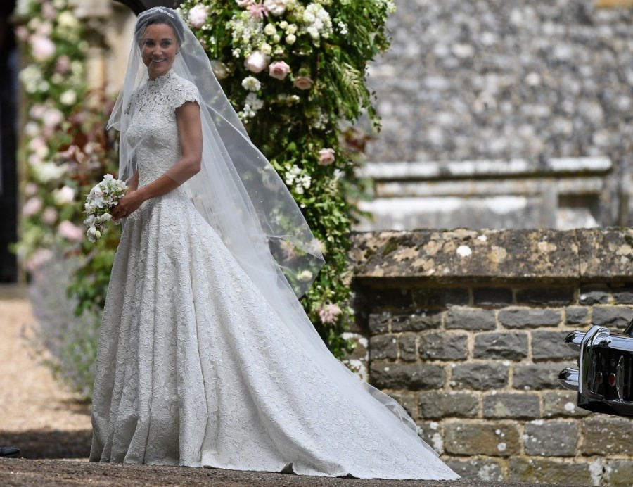 Pippa Middleton marries James Matthews in England - Photos,Images,Gallery - 66568