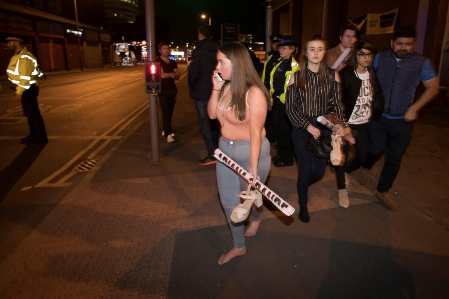 Deadly blast at Manchester Ariana Grande concert,blast at Manchester Ariana Grande concert,blast at Manchester Ariana,singer Ariana Grande,Ariana Grande,Manchester,blast ay Manchester,Manchester blast