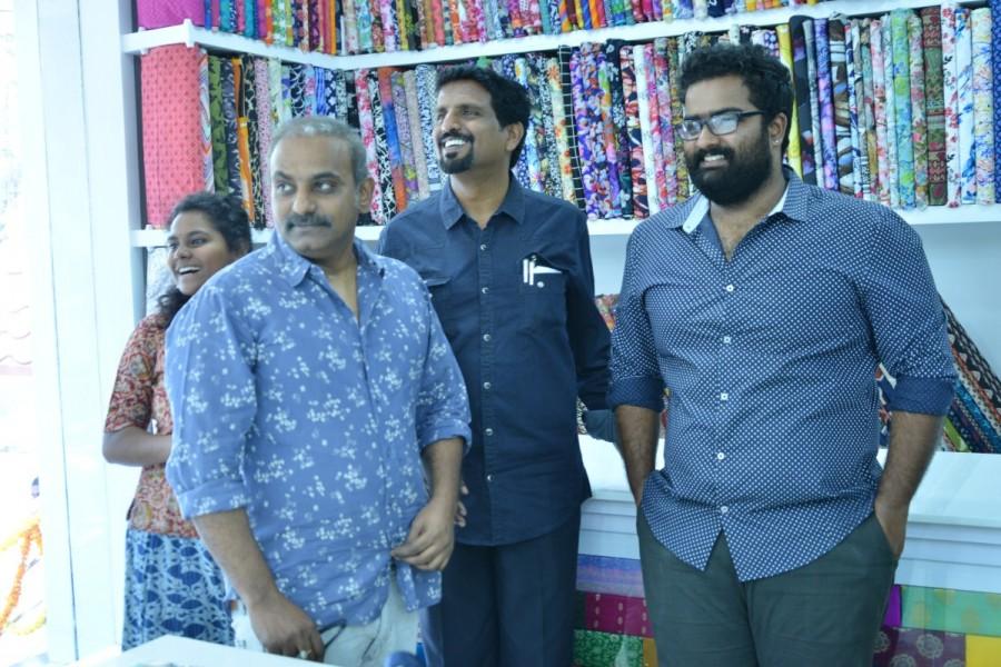 SS Rajamouli opens Costume Krishna Shop,SS Rajamouli,Baahubali 2: The Conclusion,Baahubali 2,Baahubali 2 director,Costume Krishna Shop