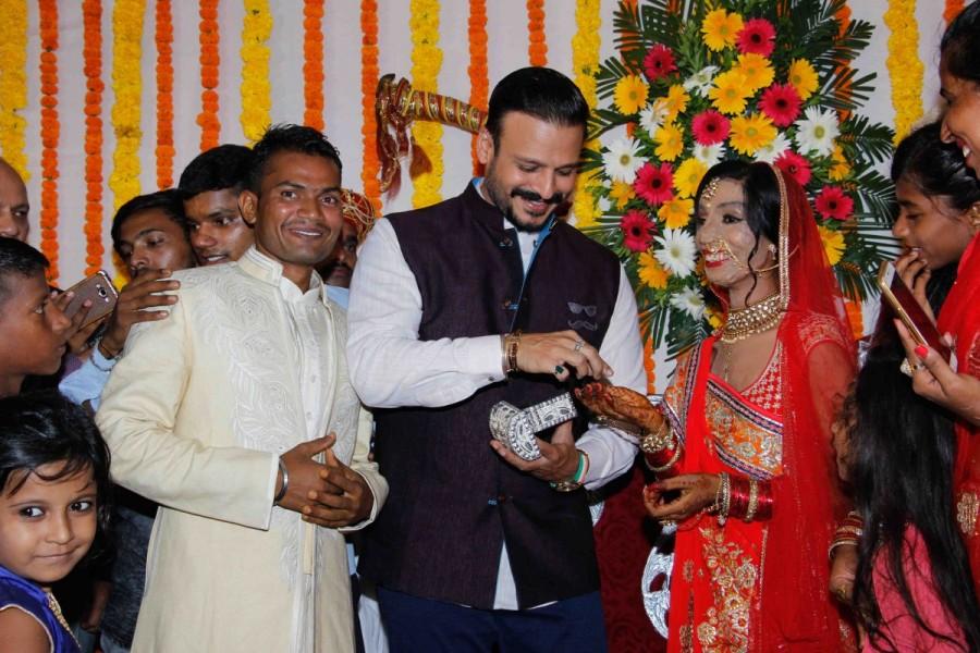 Vivek Oberoi,Lalita Bansi,Lalita Bansi marriage,Lalita Bansi wedding