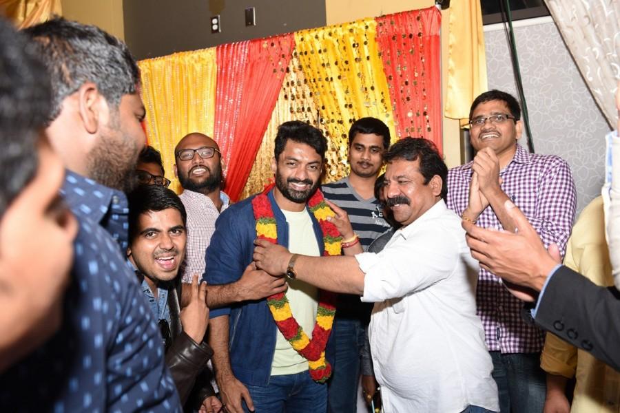 Kalyan Ram in Chicago,Kalyan Ram,Nandamuri Kalyan Ram,actor Nandamuri Kalyan Ram