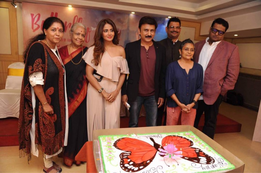 Parul Yadav,Queen,Queen remake,Queen remake in kannada,Butterfly,Kannada movie Butterfly,Vikas Bahl,Parul Yadav birthday,Parul Yadav birthday celebrations,Amy Jackson,Lisa Haydon