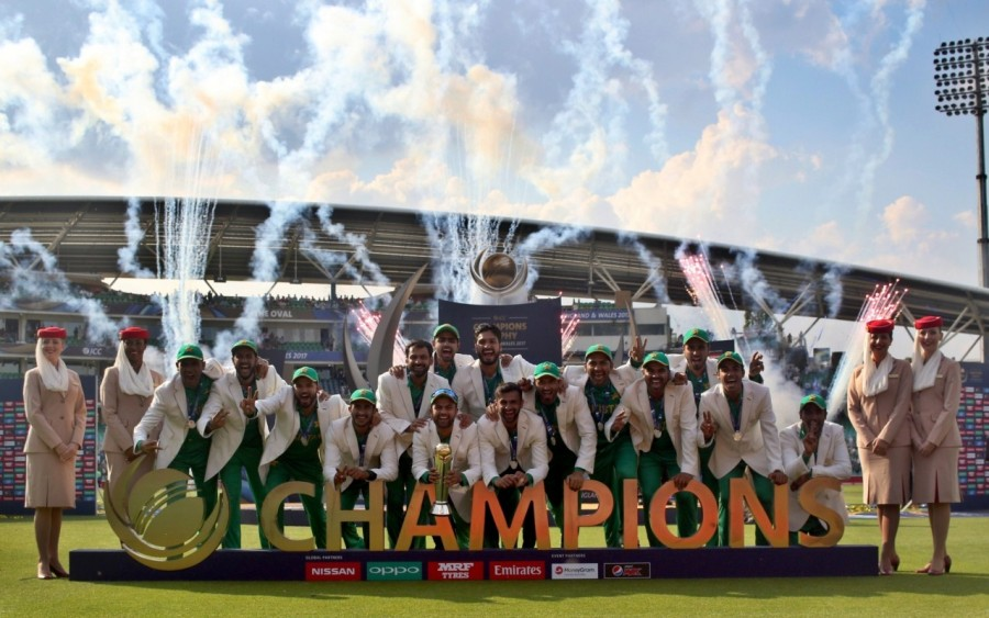 Champions Trophy 2017 final,Champions Trophy 2017,Pakistan beat India,Pakistan trash India,Pakistan vs India,India vs Pakistan,Pakistan wins
