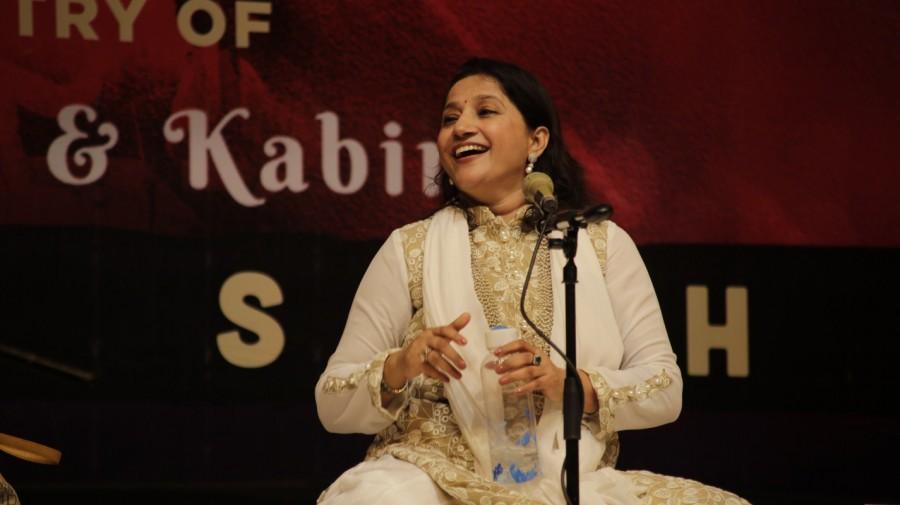 Anandotsav celebration,Kavita Seth,K.K. Seth,Anandotsav,Singer Kavita Seth