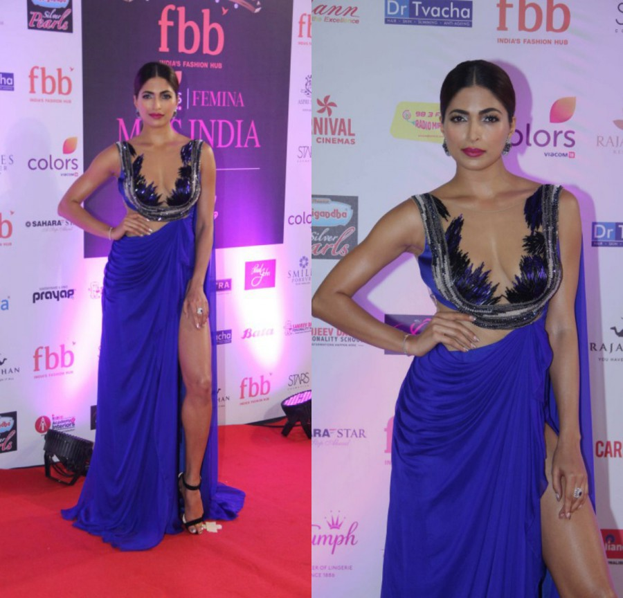 Parvathy Omanakuttan,actress Parvathy Omanakuttan,Parvathy Omanakuttan curves,Parvathy Omanakuttan flaunts her curves,Femina Miss India World 2017,Femina Miss India World,Parvathy Omanakuttan at Femina Miss India World